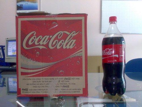 Coca Cola1. 5 Ltr Bottle Beverages