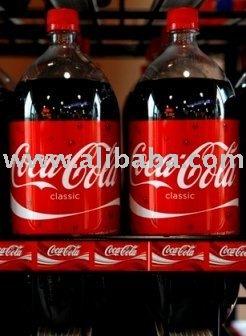 Coca-cola Classic bottle 2L