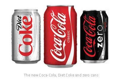 coca cola cans 330 ml