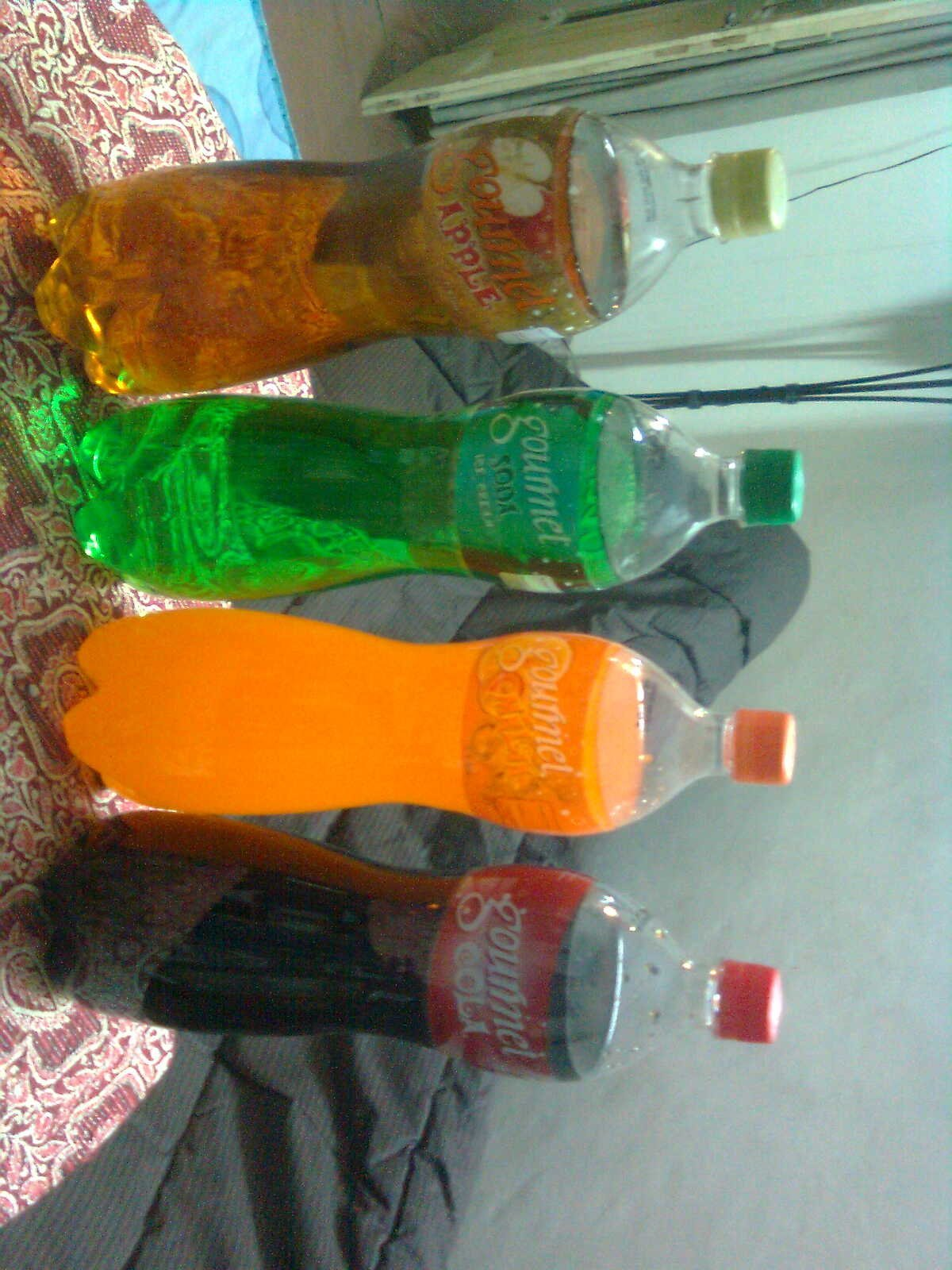 Soft Drinks (CSD)