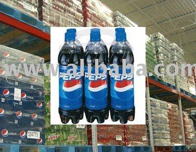 PEPSI 24 OZ PLASTIC BOTTLE (24 pack)