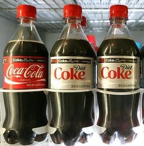 Diet coke?