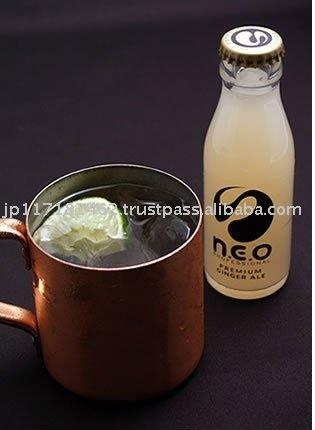 n.e.o premium ginger ale