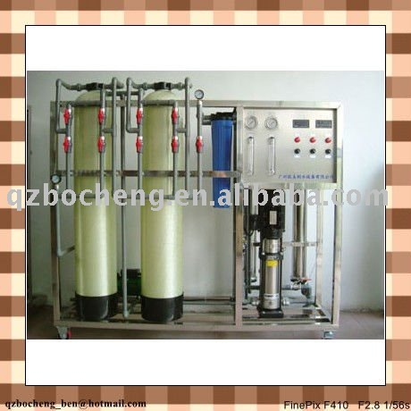 chlorine water treatment equipment