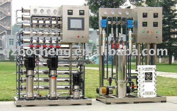 low-consumption technology water treatment equipment