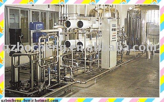 caffeine water treatment equipment