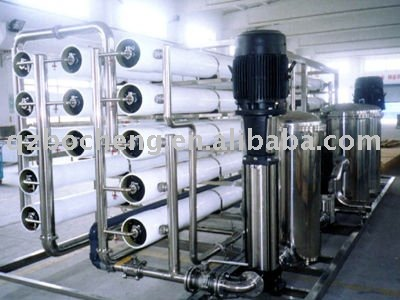 fully auto water treatment equipment made in China