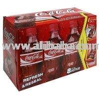 Coca-Cola Classic Cola, Fridge Pack, 8 - 12 fl oz (355 ml) bottles [96 fl oz 2.84 l)