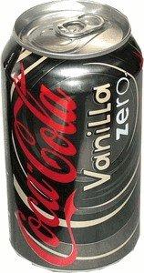 Vanilla Coke ZERO drink