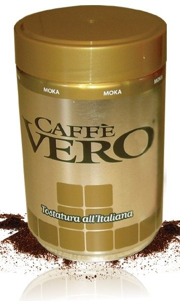 Ground Italian Espresso Coffee