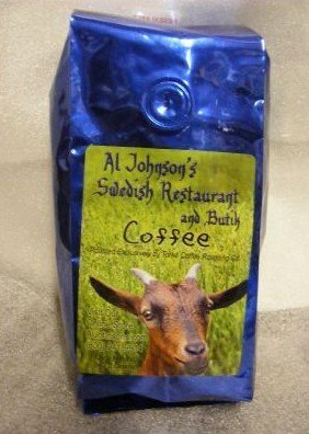 "Al Johnson's Premium Blend Coffee ""Whole Bean"""