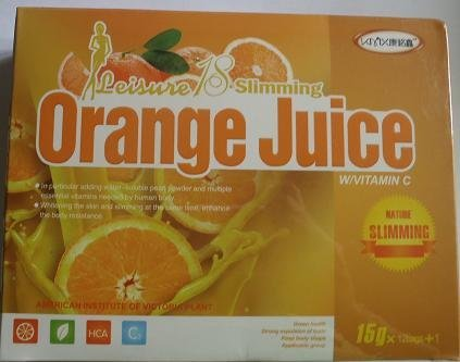 Leisure 18 Slimming Juice