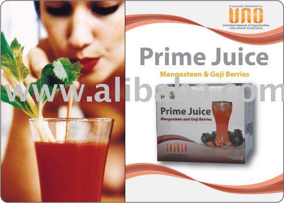 Mangosteen & Goji Juice