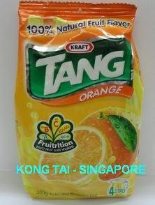 KRAFT Tang Instant Juices