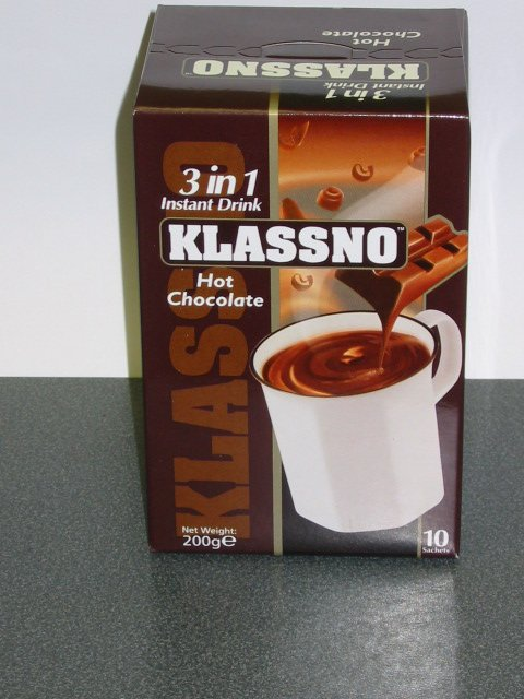 Klassno Hot Chocolate