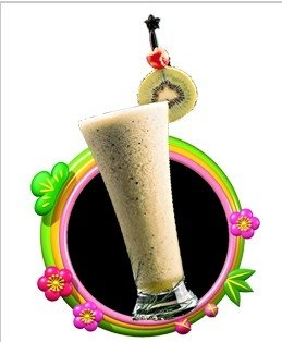 Ice Blended Series tea