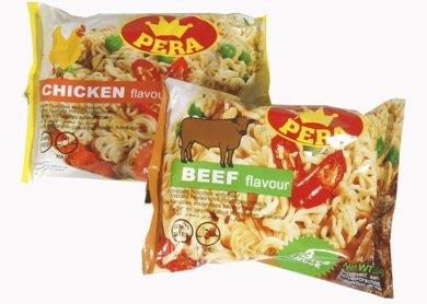 Instant Noodle Beef