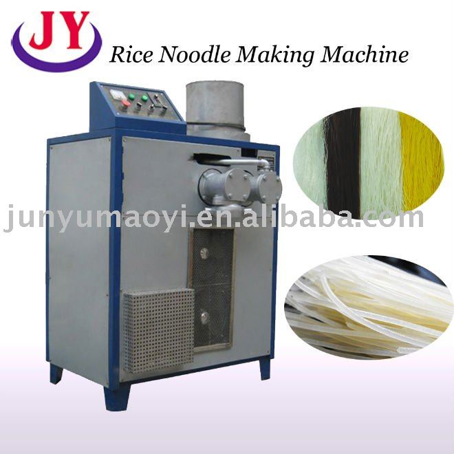 multifunction rice noodle making machine full automatic from raw materials to end products