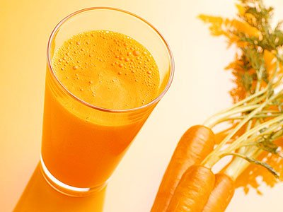 carrot juice concentrate (beverage)