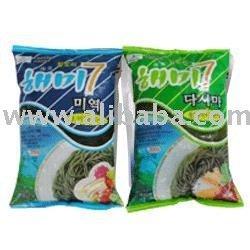 Haemi 7 brown seaweed noodles