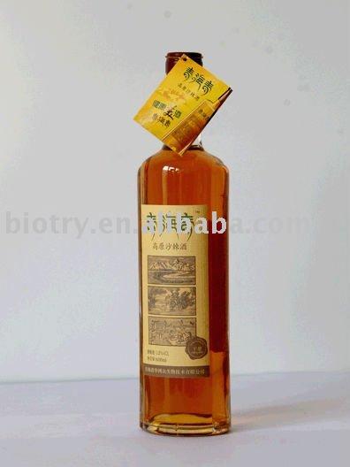 Seabuckthorn Dry Wine
