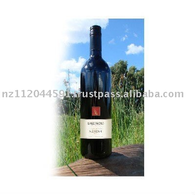 New Zealand Lake Road Merlot Medium Dry Red Table Wine