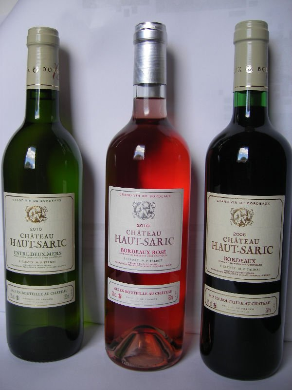 ROSSY WINE BORDEAUX CHATEAU HAUT REYNAUD