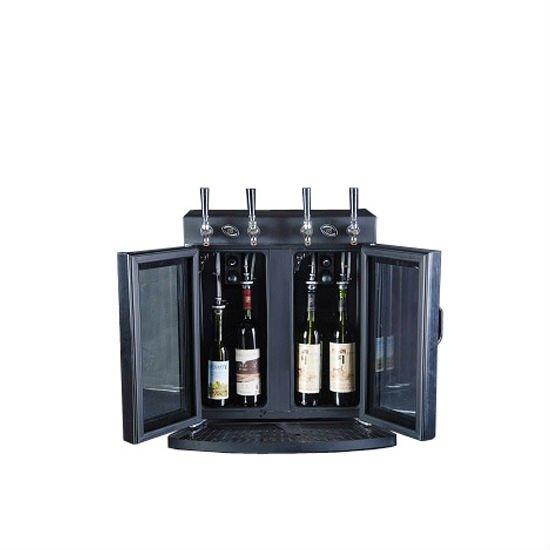 Refrigerated Wine Dispenser Lf-409 Red Wine Dispenser