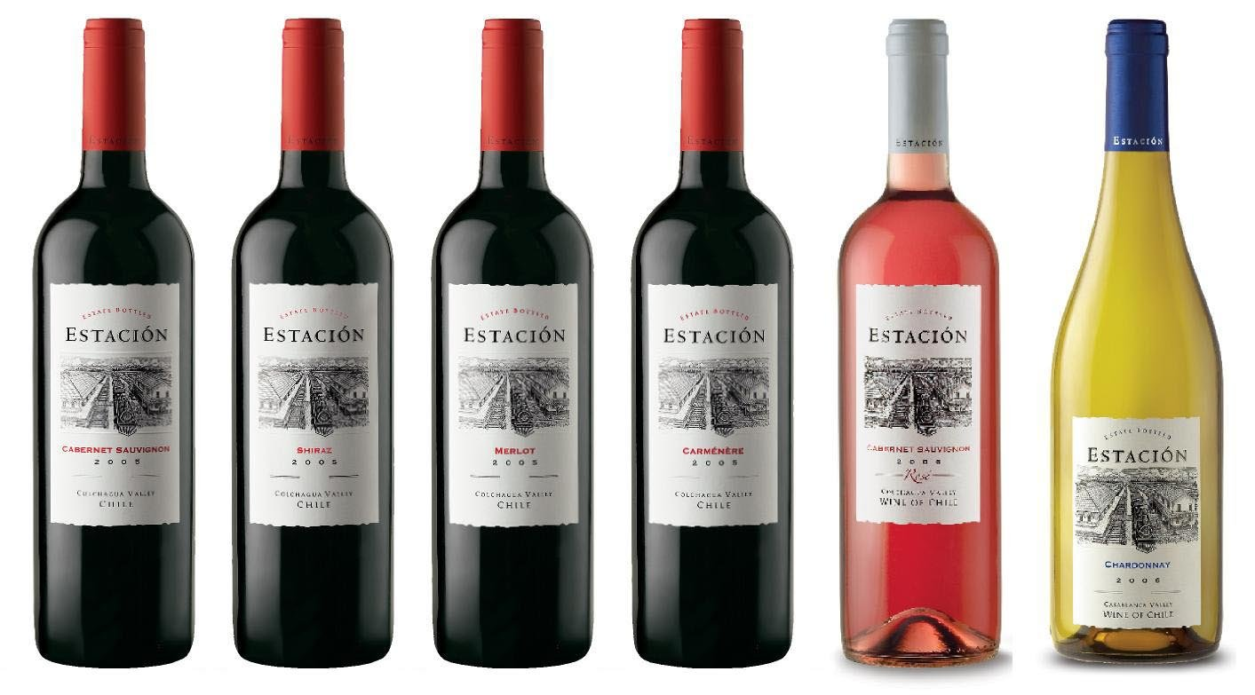 wine of chile: