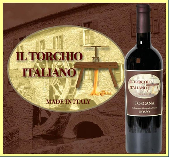TUSCANY RED WINE
