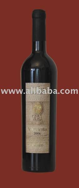 Dry Red Wine Mavrud