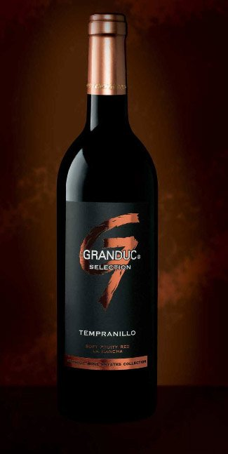 GRANDUC  (TEMPRANILLO) (Red wine)