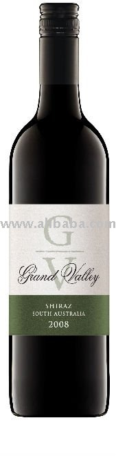 Grand Valley   Saouth Australia Shiraz 2008