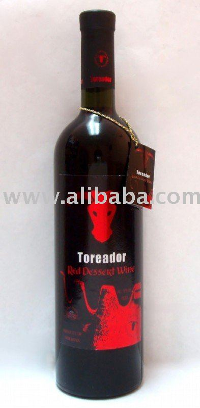 Toreador - Red Sweet Wine
