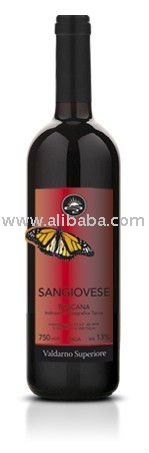 Red Wine Sangiovesee IGT Italy