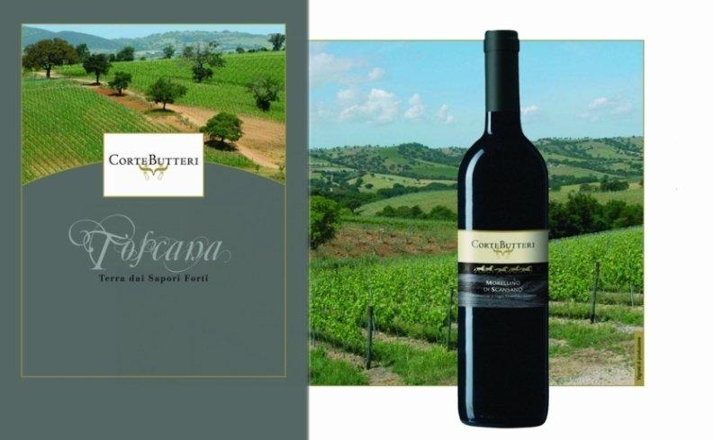 ITALIAN WINES - TUSCANY