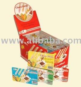 Choco Sticks 25 gram