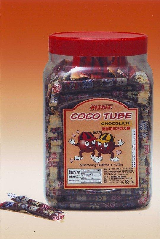 Choco Tube