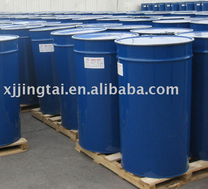 Drum Cold Break 36-38% Tomato Paste, 36-36% Aseptic packing tomato paste cold break in drum, CB toma