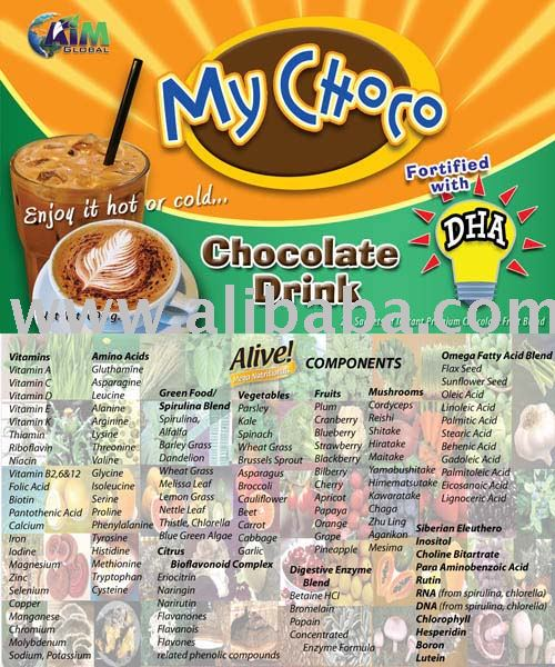 MY CHOCO Chocolate Drink