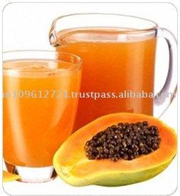 Papaya Puree Concentrate