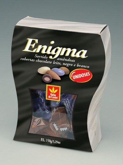 Enigma (Assortment Of Almonds Coated With Chocolate)