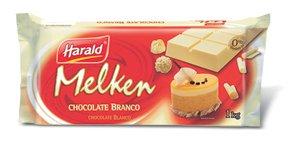 Chocolate-  Harald Melken White Chocolate