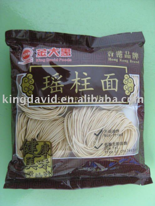 Hand Made Air-dried Noodles In Bag(Scallop Noodles)