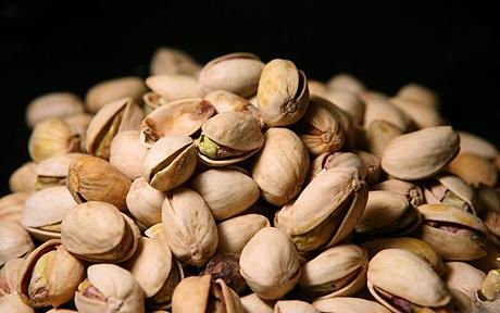 GRADE A ROASTED SALTED PISTACHIO NUTS