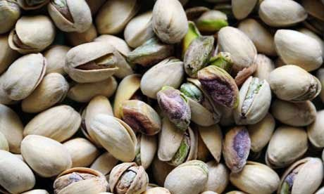 RAW AND ROASTED PISTACHIO NUTS