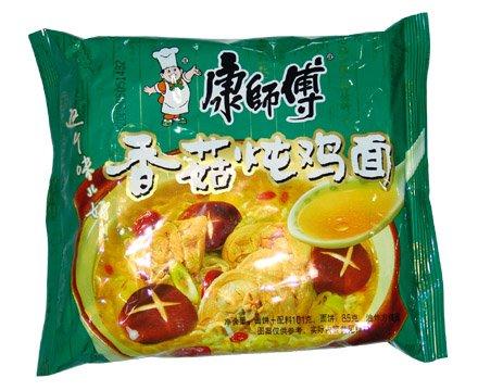 Kangshifu Instant Mushroom Noodles