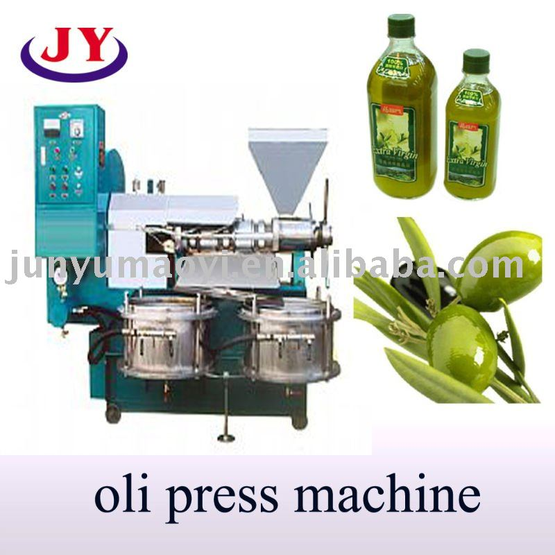 Olive Oil Cold Press Machine Products China Olive Oil Cold