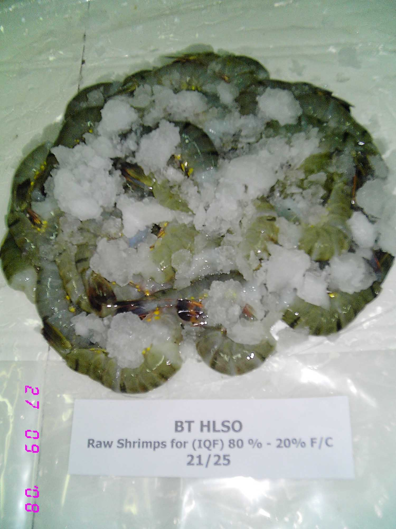 Black Tiger Raw Agent Black Tiger Hlso Raw Shrimp