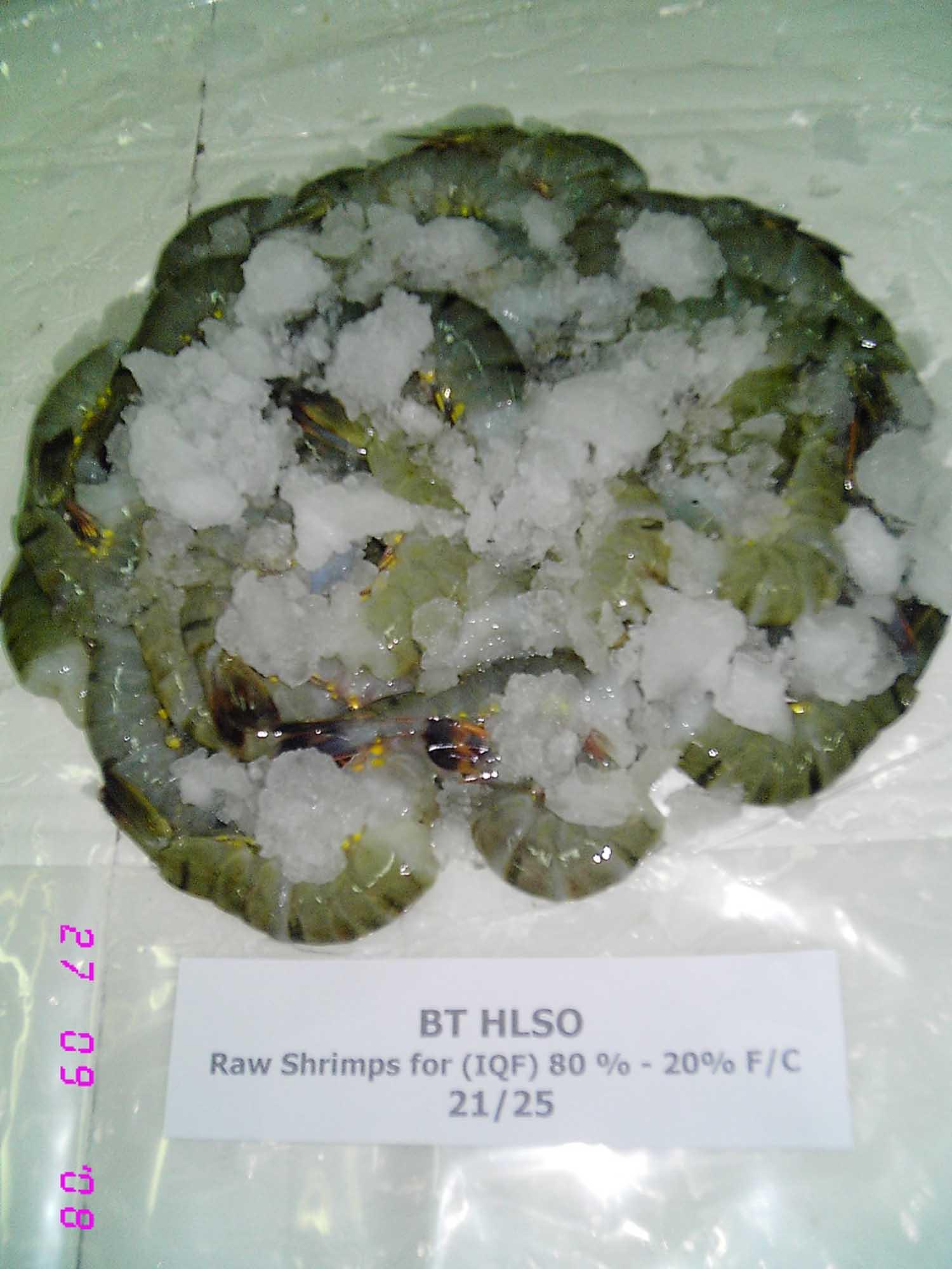 Black Tiger Raw Agent Black Tiger Hlso Raw Shrimp